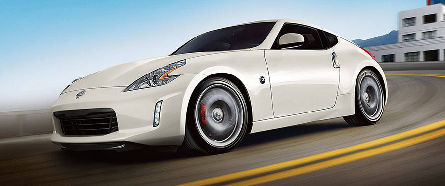 new Nissan 370z-Coupe