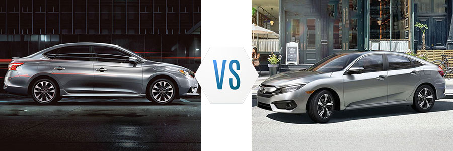 High Quality 2017 Nissan Sentra Vs Hyundai Elantra