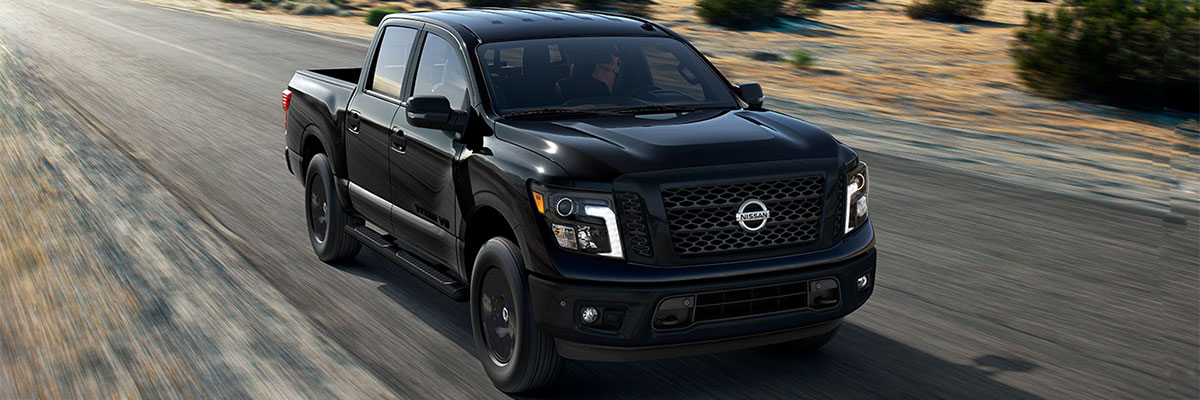 New Nissan Titan Available In Elizabethtown Ky For Sale