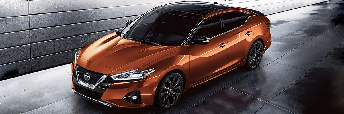 new Nissan Maxima