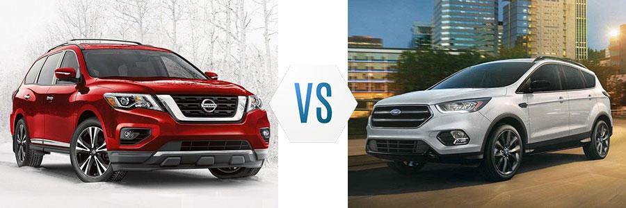 2019 Nissan Pathfinder vs Ford Explorer