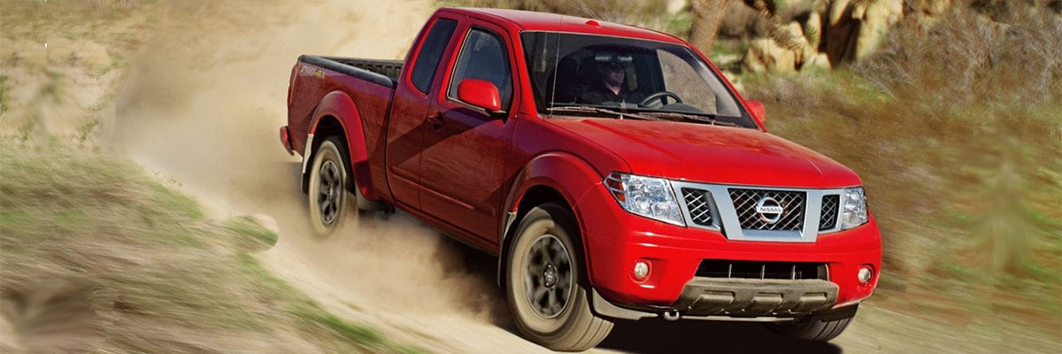 new Nissan Frontier