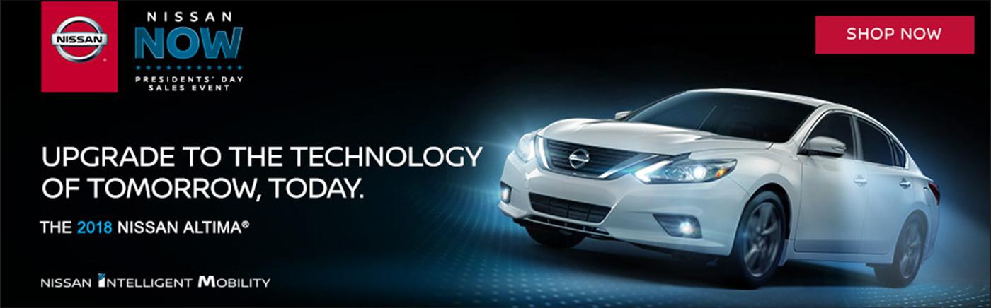 Nissan Now Sales Event Altima