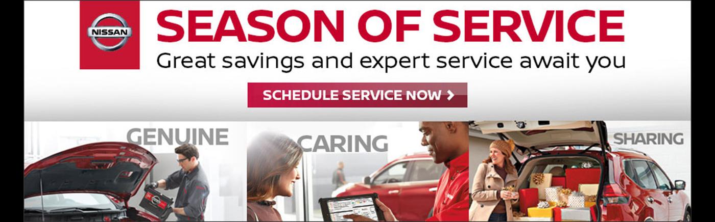 Season of Service